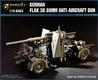 1:18 German Flak 36 88mm Anti-Aircraft Gun (Pre-Order)