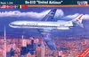 1:144 Sud Aviation SE-210 Caravelle 'United Airlines'