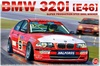 1:24 BMW 320i E46 Super Production DTCC Winner 2001 (Pre-Order)