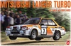 1:24 Mitsubishi Lancer Turbo Rally of 1000 Lakes 1982 (PreOrder)