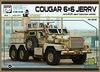1:35 Cougar 6x6 JERRV Joint EOD Rapid Response Vehicle(PreOrder)