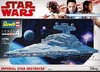 1:2700 Imperial Star Destroyer (Zvezda Model Kit)