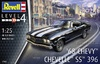 1:25 Chevrolet Chevelle SS396 Hardtop Coupe 1968 (Pre-Order)