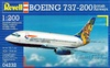 1:200 Boeing 737-200 British Airways (Pre-Order)