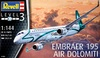1:144 Embraer E195 Air Dolomiti