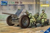 1:35 German 3.7cm PaK 36 Anti-Tank Gun (2 kits) (Pre-Order)
