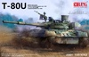 1:35 Russian T-80U Main Battle Tank (Pre-Order)