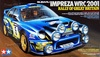 1:24 Subaru Impreza S7 WRC w/Crew, Great Britain 2001