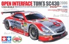 1:24 Open Interface Tom`s Lexus SC430 Super GT 2006