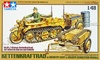 1:48 Kettenkrad w/Infantry Cart & Goliath Demolition Vehicle