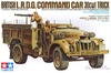 1:35 British L.R.D.G. Chevrolet WB 30cwt Truck w/Crew (PreOrder)