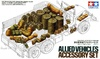 1:35 Allied Vehicles Accessory Set