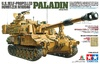 1:35 US Self-Propelled Howitzer M109A6 Paladin w/Crew (PreOrder)