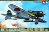 1:48 Mitsubishi A6M5c Zero Fighter Type 52 'Zeke' w/7 Figures