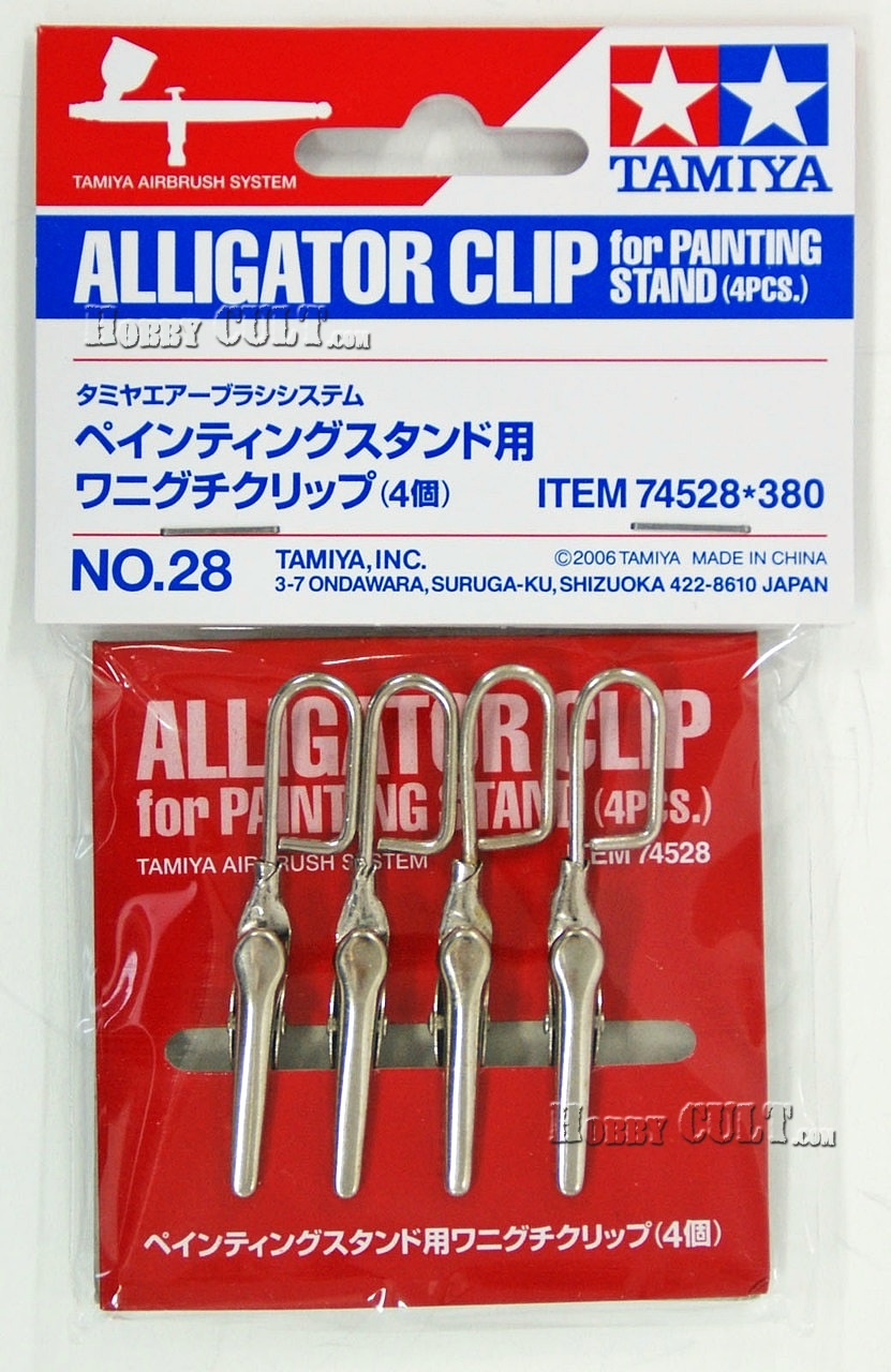 Alligator Clips for Painting Stand (4 pcs)