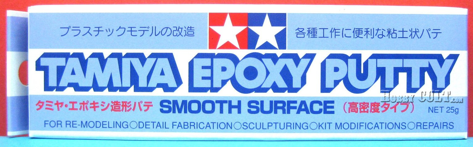 Epoxy Putty (Smooth Surface) - 25g