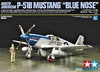 1:48 North American P-51B Mustang 'Blue Nose' (Limited Edition)