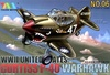 Cute Plane - U.S. Curtiss P-40 Warhawk (Pre-Order)