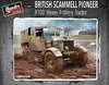 1:35 Scammell Pioneer R100 Heavy Artillery Tractor (Pre-Order)