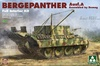 1:35 Bergepanther Ausf.A Demag w/Full Interior (Pre-Order)