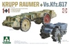 1:72 German Krupp Raumer & Vs.Kfz.617 (2 kits) (Pre-Order)