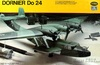 1:72 Dornier Do 24 + Montex Maxi Mask
