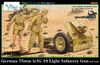 1:35 German 75mm leIG 18 Light Infantry Gun w/Crew (Pre-Order)