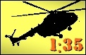Helicopters 1:35 (Pre-Order)