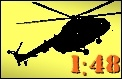 Helicopters 1:48 (Pre-Order)